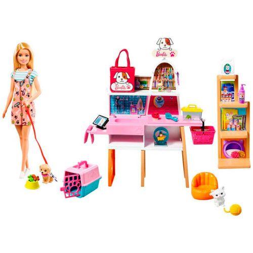 Barbie Tienda de Mascotas