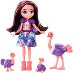 Enchantimals-Ofelia-Ostrich---sus-Amigos