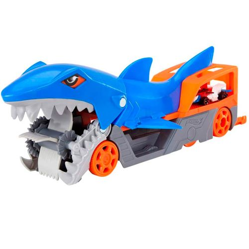 Hot Wheels Tiburón Mastica Coches