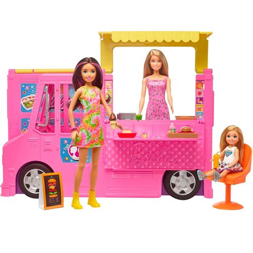 Barbie & Sisters Food Truck Hamburguesería