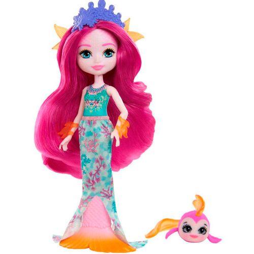 Enchantimals Royal Sirena Maura & Glide