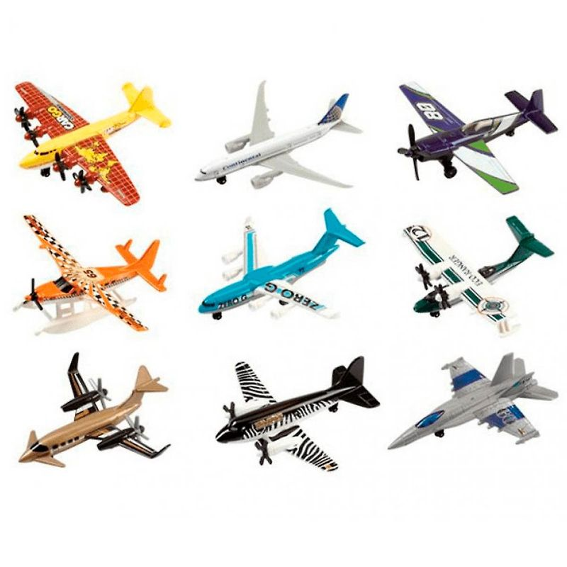 Matchbox-Aviones-Surtido
