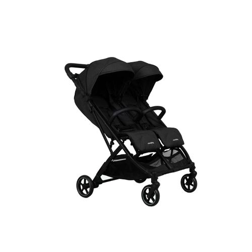 Silla Gemelar Tour Twin Black