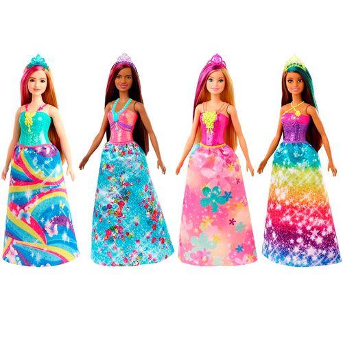 Barbie Princesa Dreamtopia Surtida