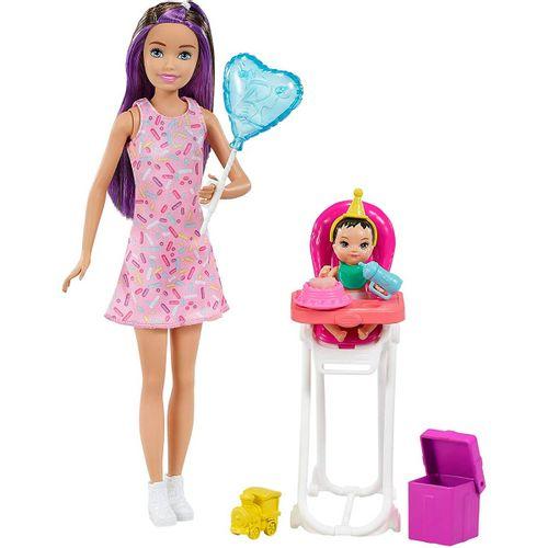 Barbie Skipper Canguro Cumpleaños