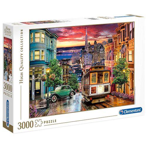 Puzzle San Francisco 3000 Piezas