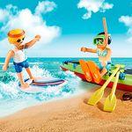 Playmobil-Family-Fun-Coche-de-Playa-con-Canoa_2