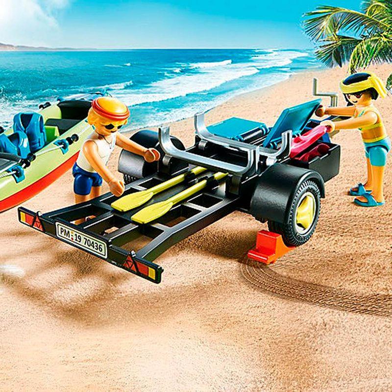Playmobil-Family-Fun-Coche-de-Playa-con-Canoa_3