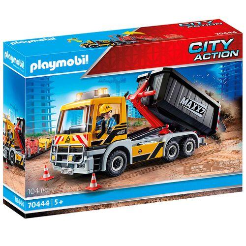 Playmobil City Action Camión de Construcción
