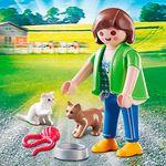 Playmobil-Playmo-Friends-Mujer-con-Gatitos_1