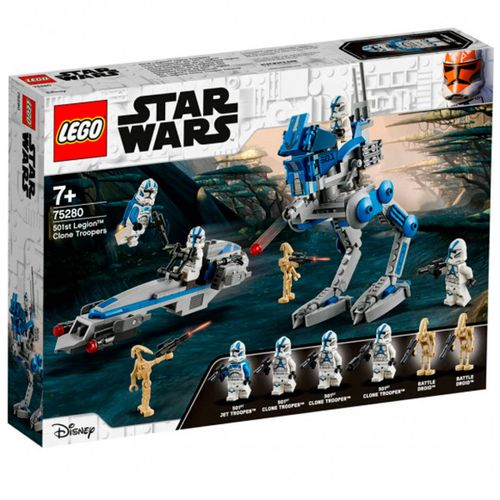 Lego Star Wars Soldados Clon de la Legión 501