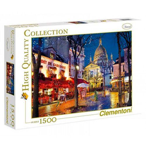 Puzzle Montmartre París 1500 Piezas