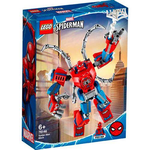 Lego Heroes Armadura Robótica de Spider-Man