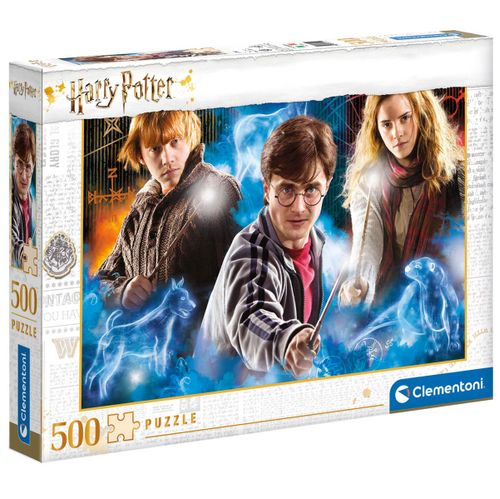 Harry Potter Puzzle 500 Piezas
