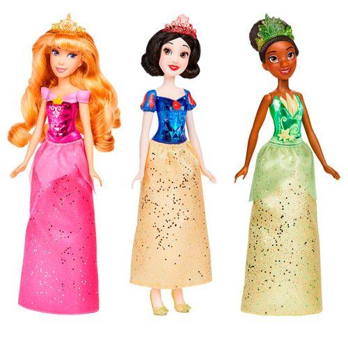 Princesas Disney Muñeca Shimmer Royal B Surtida