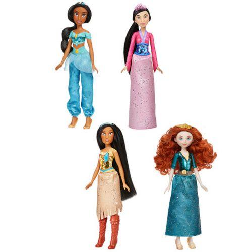 Princesas Disney Muñeca Shimmer Royal C Surtida