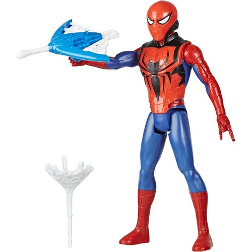 Spiderman Figura Titan Blast Gear