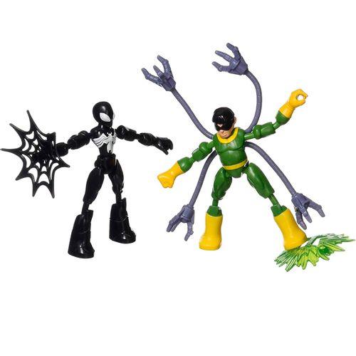 Marvel Bend & Flex Spiderman vs Dr. Octopus