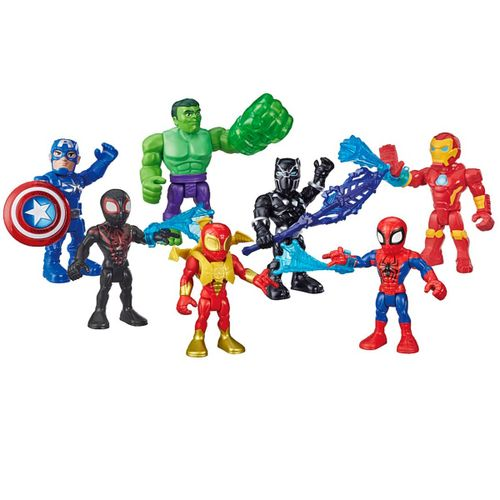 Los Vengadores Super Hero Adventure Figura Surtida