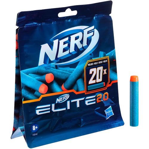 Nerf Elite 2.0 Pack 20 Dardos