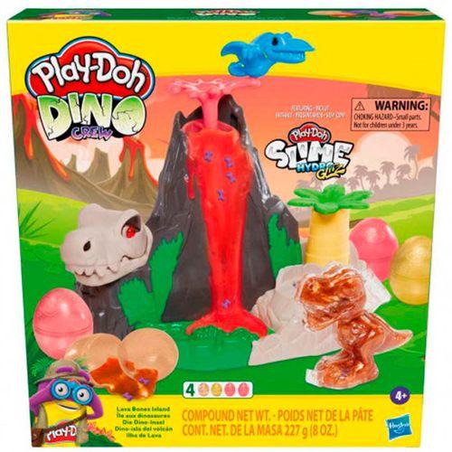 Play-Doh Dino-Isla del Volcán