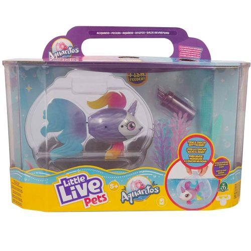 Little Live Pets Pecera Aquaritos