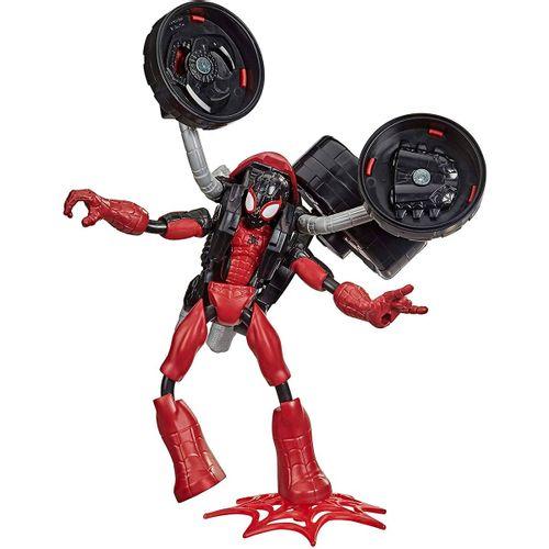 Los Vengadores Bend & Flex Spiderman 2 en 1