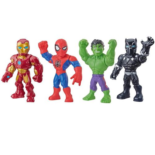 Los Vengadores Mega Mighties Figura Surtida