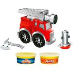 Play-Doh-Mini-Camion-de-Bomberos_1