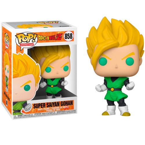 Funko POP Dragon Ball Z Super Saiyan Gohan