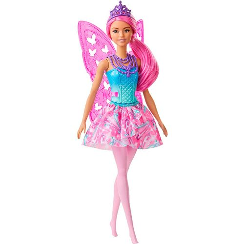 Barbie Dreamtopia Hada Rosa