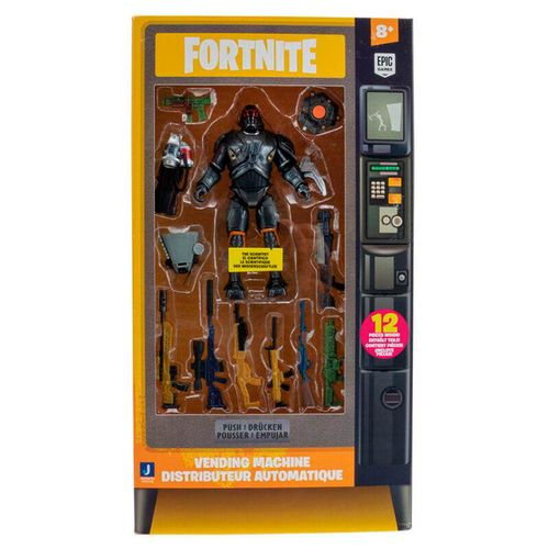 Fortnite Máquina Expendedora Figura The Scientist