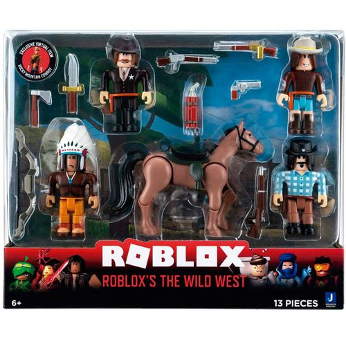 Roblox Multipack Wild West