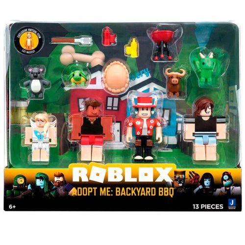 Roblox Playset Adopt Me: Backyard BBQ
