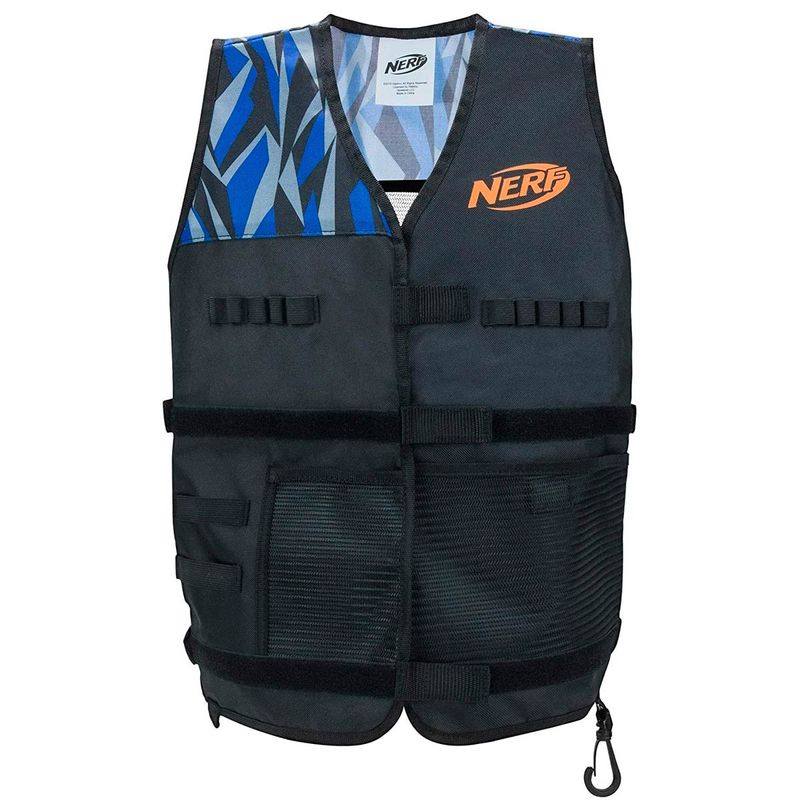 Nerf-Chaleco-Tactical