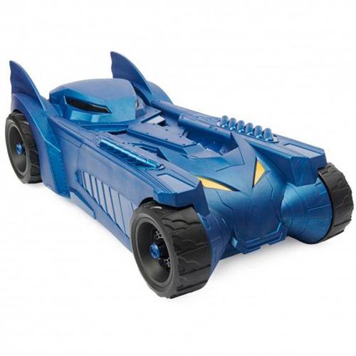 Batman Batmóvil Bat-Tech