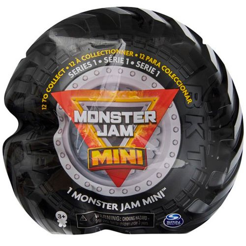 Monster Jam Mini Rueda Sorpresa