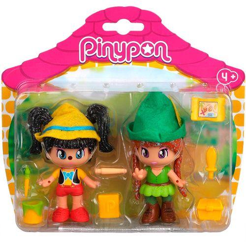 Pinypon Cuentos Pack 2 Figuras