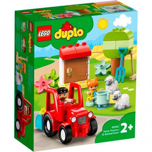 Lego Duplo Tractor y Animales de la Granja