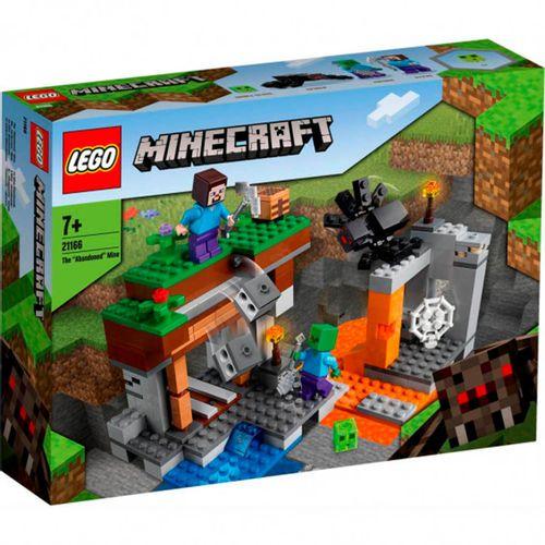 Lego Minecraft La Mina Abandonada