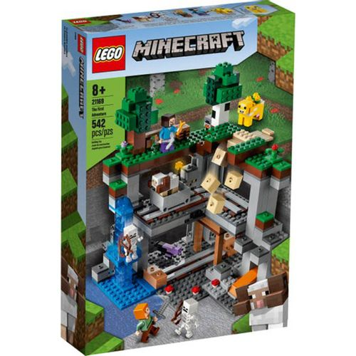 Lego Minecraft La Primera Aventura