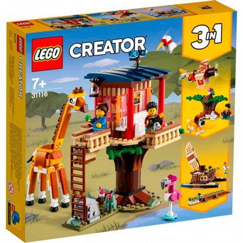 Lego Creator Casa del Árbol en la Sabana