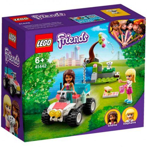 Lego Friends Buggy de Rescate Clínica Veterinaria