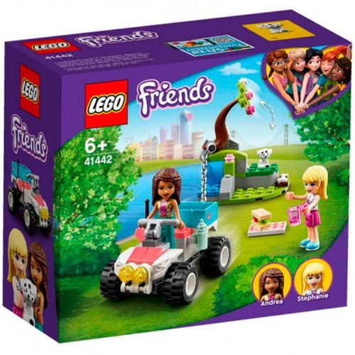Lego Friends Buggy de Rescate Clínica Veterinaria