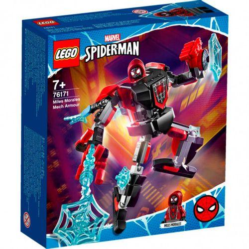 Lego Heroes Armadura Robótica de Miles Morales