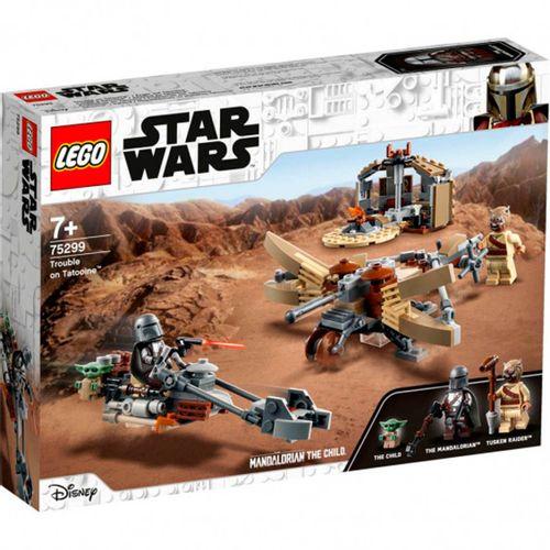 Lego Star Wars Mandalorian Problemas en Tatooine