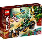 Lego-Ninjago-Chopper-de-la-Jungla-de-Lloyd