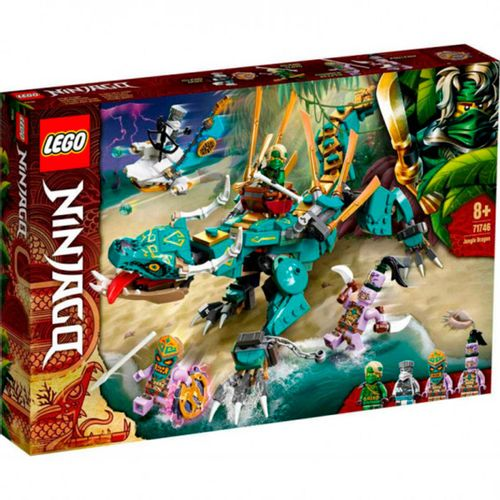 Lego Ninjago Dragón de la Jungla