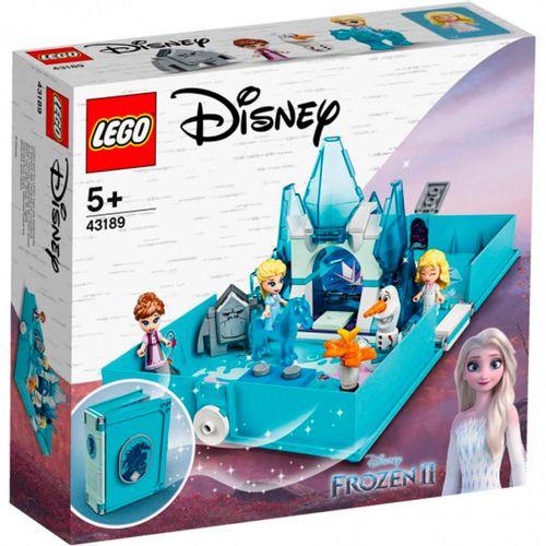 Lego Frozen 2 Cuentos e Historias: Elsa y el Nokk