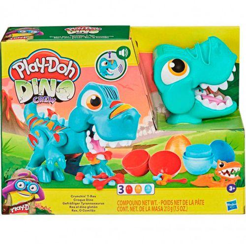 Play-Doh DinoCrew Rex el Dino Glotón